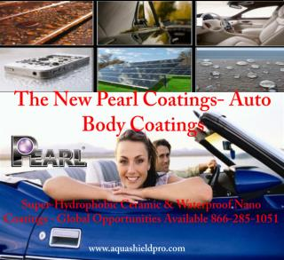 The New Pearl Coatings