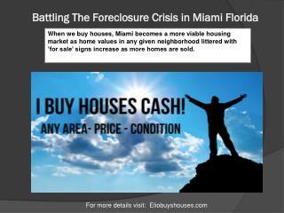 We Buy Houses South Florida