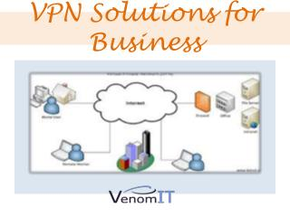 VPN Solutions for Business