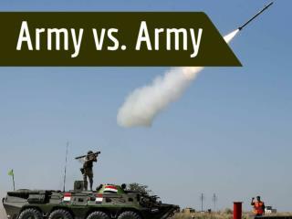 Army vs. Army