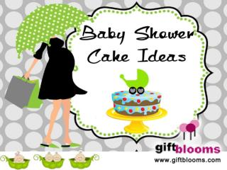 Baby Shower Cake Collection At Giftblooms