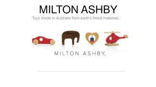 Personalised Wooden Kids Toys Online at Milton Ashby