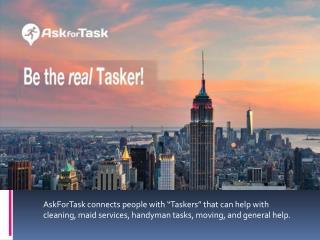 Askfortask Launch New IOS App