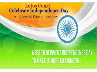 Residential Flats at Lotus Court Gomti Nagar Lucknow