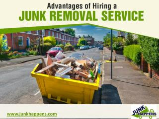 Junk Removal in Minneapolis, MN