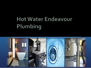 Hot Water Endeavour Plumbing