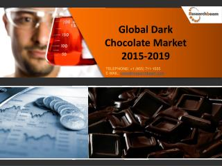 Global Dark Chocolate Market  Analysis  And Trends
