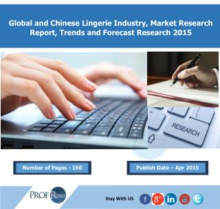 Lingerie Industry Report 2015