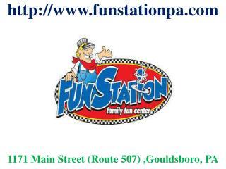 Kids Birthdays Parties, Corporate Fund raising Events, Craft fairs, Go carts, Miniature Golf, Raceway, Speedway, Laser T