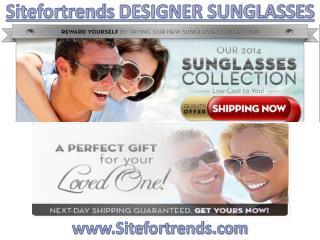 Sitefortrends (Sitefortrends.com) Designer Sunglasses