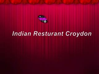 Highlights of Malaysian and Indian Restaurant Croydon