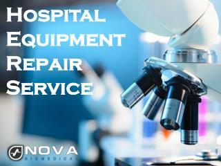 Hospital Equipment Repair Service
