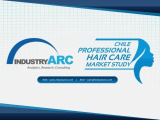 Chile Professional Hair Care Market - Favorable Socio-Economic Factors Set To Drive Chilean Professional Hair Care Marke
