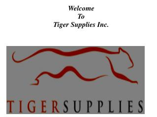 Tiger Supplies - Purchase Top Quality Engineering Supplies
