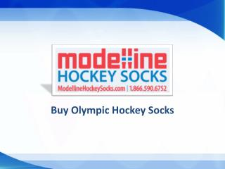 Buy Olympic Hockey Socks