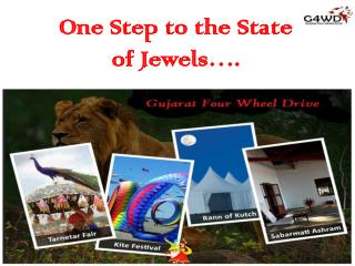 Gujarat Tour Packages - One Step to the State of Jewels