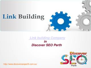 SEO Link Building Services Perth