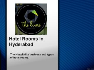 Hotel Rooms in Hyderabad