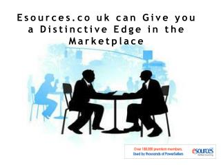 Esources.co.uk is the UK's largest wholesale directory of UK wholesale distributors, suppliers and products. Wholesale b