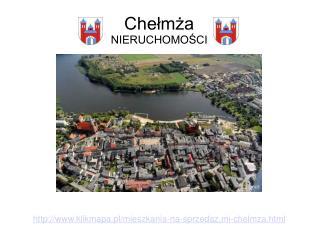 Nieruchomości Chełmża