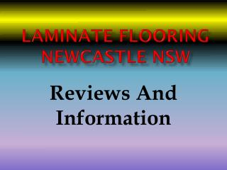 Laminate Flooring Newcastle Nsw Reviews And Information