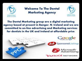 Internet Marketing for Dental Practices