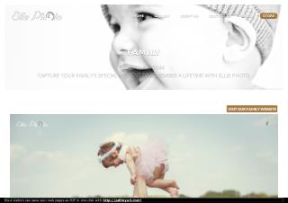 Family Photography and Maternity Newborn Baby Photographer