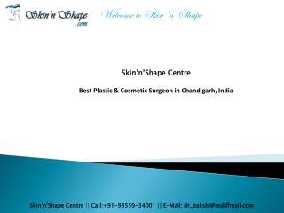 Skin 'n' Shape Centre