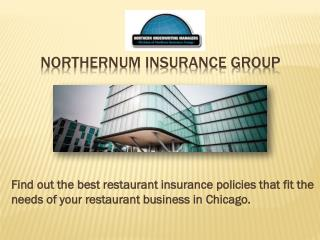 Chicago Restaurant & Bar Insurance