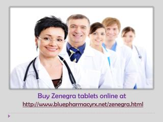 Zenegra Tablets Cure Erectile Dysfunction