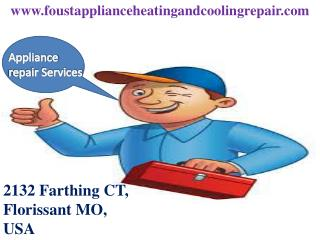 Appliance repair Florissant MO