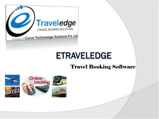 eTraveledge Travel Booking Solutions