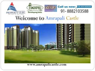 Amrapali Castle , Amrapali Castle Greater Noida