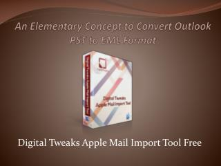 Download PST to EML Converter