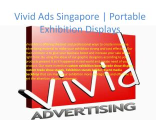 Portable exhibition display