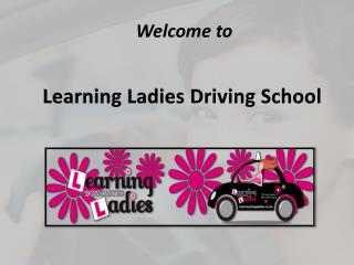Affordable Female Driving School in Doncaster