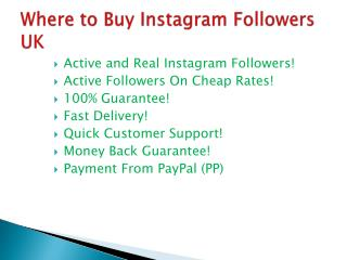 How Buy Instagram Followers and Likes for Business