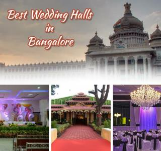 Best Wedding Halls in Bangalore