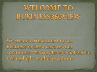 Business360View - Real Estate Photography Brampton,Canada, Toronto
