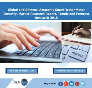 Best Ultrasonic Smart Water Meter Industry 2015