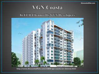 VGN Coasta An Exclusive Project in Chennai