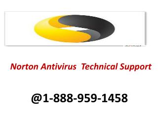 Norton antivirus support Number(1 888 959 1458)