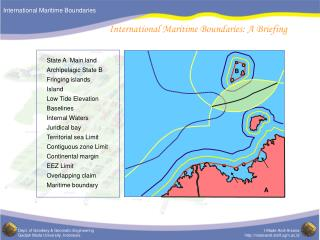 International Maritime Boundaries: A Briefing
