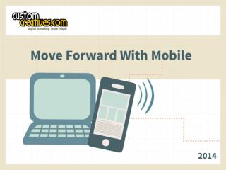 Move Forward With Mobile