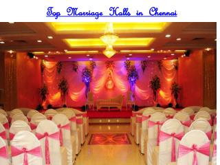 Top Marriage Halls in Chennai