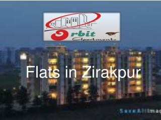 Orbit Apartments - Flats In Zirakpur