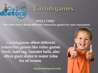 Interactive games from Cashdrgames  saved our weekend