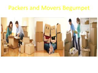 Packers and Movers Begumpet