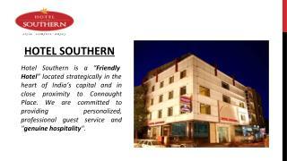 Hotel Southern - Adyar Ananda Bawan Restaurant