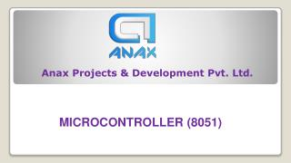 Microcontroller by Anax Project